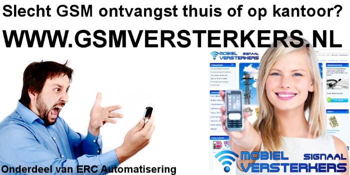 gsm advertentie Custom