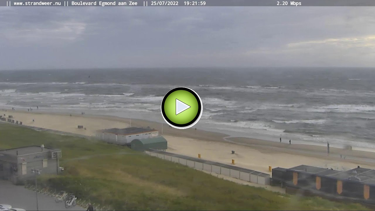Webcam Duinreservaat Egmond aan Zee