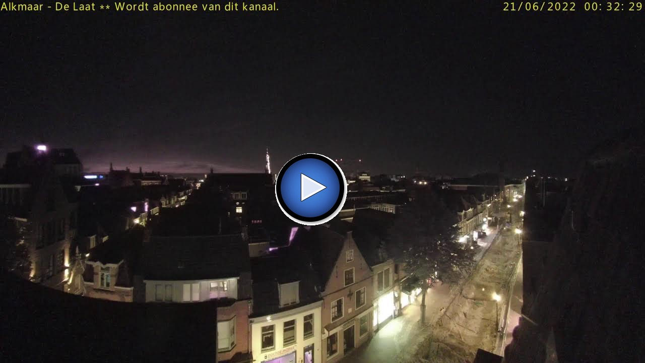 Webcam Weerstation Egmond aan Zee